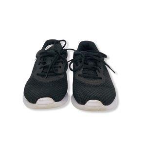 Nike Women's Tanjun Sneakers Running Shoes Black
